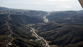 Laguna Canyon - Laguna Canyon