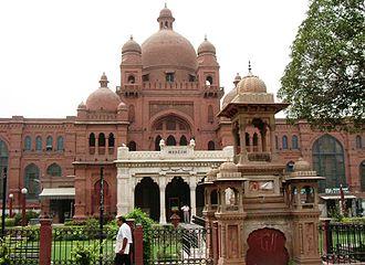 Lahore Museum - Lahore Museum
