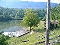 Lake Agape swimming area - panoramio.jpg