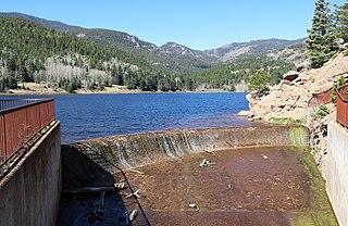 Lake Isabel (Colorado)