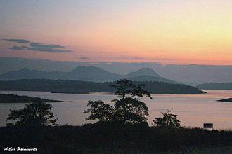 Lake Mutirikwe - Lake Mutirikwi