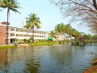 Patuakhali Science and Technology University - Academic Building of main campus