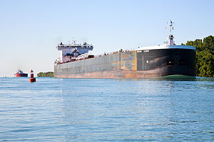 MV Indiana Harbor - Image: Lakers Indiana Harbor and Presque Isle