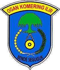 File Lambang Kabupaten Ogan Komering Ilir Jpg Wikimedia Commons