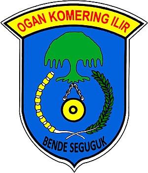 Ogan Komering Ilir Regency - Image: Lambang Kabupaten Ogan Komering Ilir