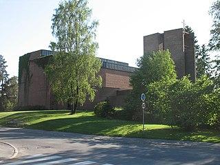 Lambertseter Church Church in Oslo, Norway