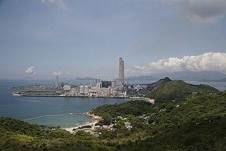Hongkong Electric Company - Lamma Power Station