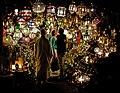 Lamps shop at Djeema el Fnaa Square.jpg