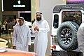Land Rover at the 2013 Dubai Motor Show (10816696366).jpg