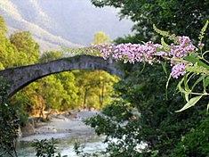 Ponte del Diavolo a Lanzo Torinese