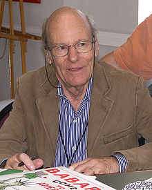 Laurent de Brunhoff at the 2008 Texas Book Festival