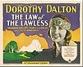 Law of the Lawless lobby card.jpg