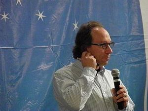 Krauss at the American Atheists Convention in ...