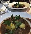 Le Cintra (Lyon) - plat en sauce partagé avec Seb.jpg