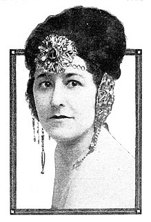 Leal Douglas English-Australian silent film actress