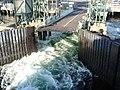 Leaving ferry dock (10375514814).jpg