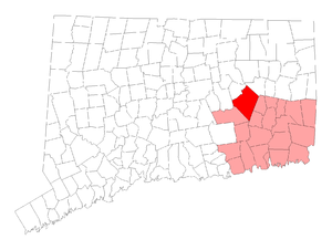 Lebanon, Connecticut - Image: Lebanon CT lg