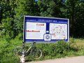 Lednice-Valtice Cultural Landscape , Bike trail - panoramio.jpg