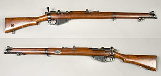 Lee–Enfield - Short Magazine Lee–Enfield No. 1 Mk. III
