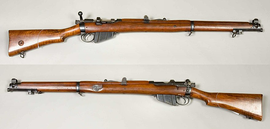 Lee–Enfield - The Reader Wiki, Reader View of Wikipedia