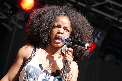 Picture of a band or musician: Leela James
