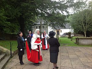 Court dress - The Lord Chief Justice
