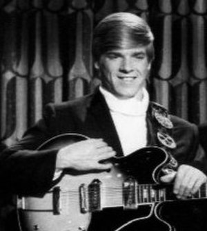 Lenny Davidson - Davidson with the Dave Clark Five in Get Yourself a College Girl in 1964
