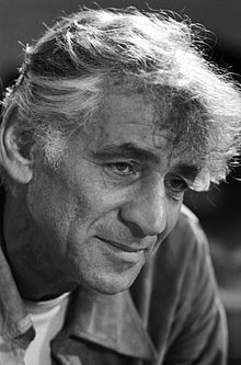 Description de l'image  Leonard Bernstein 1971-2.jpg.
