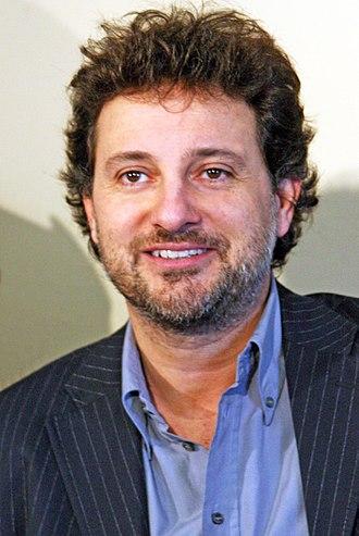 Leonardo Pieraccioni - Image: Leonardo Pieraccioni cropped