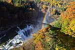 Letchworth State Park in autumn.JPG