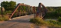 Lewellen, Nebraska bridge from S 3.JPG