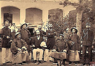 Treaty of Tientsin (1885) Treaty signed by Qing dynasty of China and French Third Republic in 1885, after the end of Sino-French War (1884–1885), ruled that Qing dynasty of China recognized French protectorate over Vietnam. One of the unequal treaties in modern Chinese history.