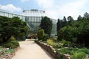 Skleník Botanické zahrady v Liberci