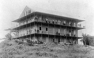 University of Liberia - Liberia College in 1893