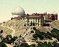 Lick Observatory, Mt. Hamilton, California, 1902 (cropped).jpg