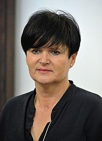 Lidia Burzyńska Sejm 2015.JPG