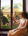 Lilla Cabot Perry - Child in Window.jpg