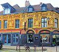 Lille, 7, 29 place Louise-de-Bettignies ; 1, 3 avenue du Peuple-Belge.- Maison de Gille de la Boe ( PA00107671.jpg