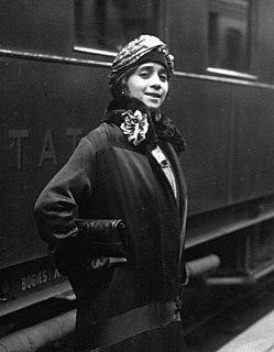 Lillian Evanti singer