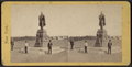 Lincoln monument, Prospect Park, Brooklyn, from Robert N. Dennis collection of stereoscopic views.png