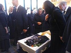 Islam Hautajaiset