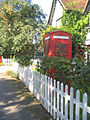 Listed Telephone Kiosk, Great Warley, Essex - geograph.org.uk - 50663.jpg