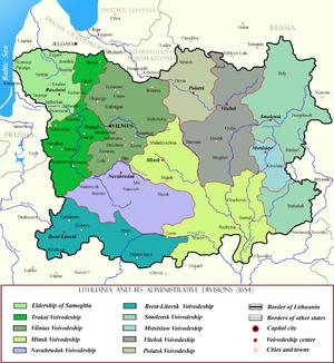 Великое Княжество Литовское И Русское Реферат