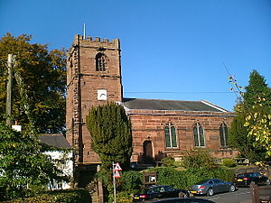 Little Budworth - St Peter's Church, Little Budworth