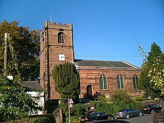 Youd - Little Budworth, St. Peter