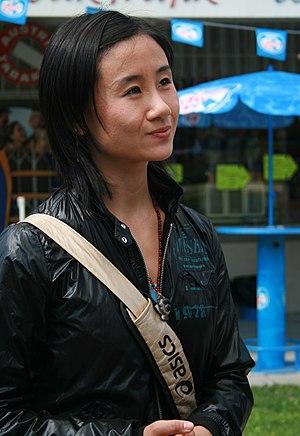 Liu Jia - Liu Jia in Vienna, Austria in 2008