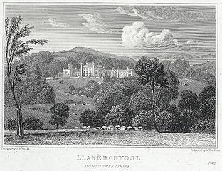 Llanerchydol, Montgomeryshire