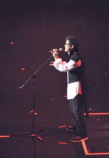 Lo Ta-yu Taiwanese singer