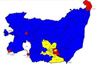 2005 Suffolk County Council election