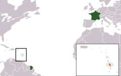 Location of Mártíníkì